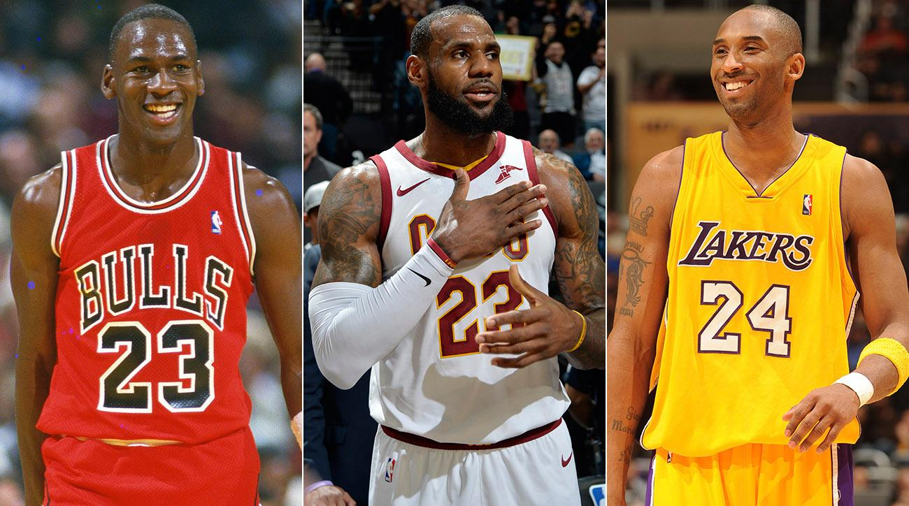 sports shoes 433aa 562c9 LeBron Passes Kobe as Youngest to 30,000 Points, but Latest Milestone is  Only the Start