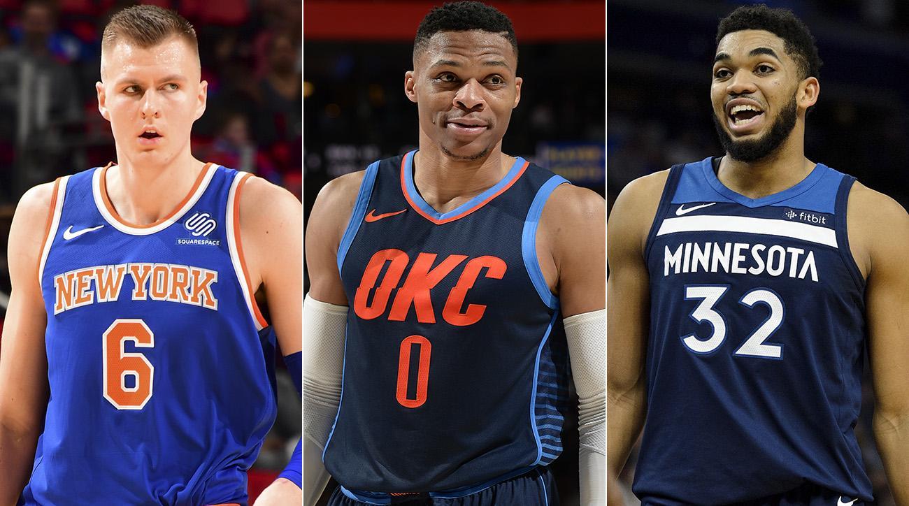 NBA All-Star Reserves 2018