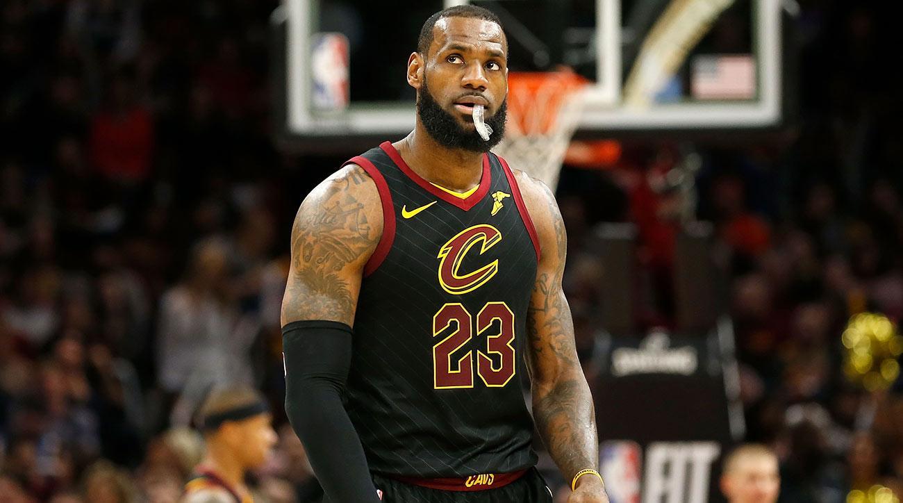 b13faf382249 NBA Power Rankings  Cavs Plummet as Rumors Swirl