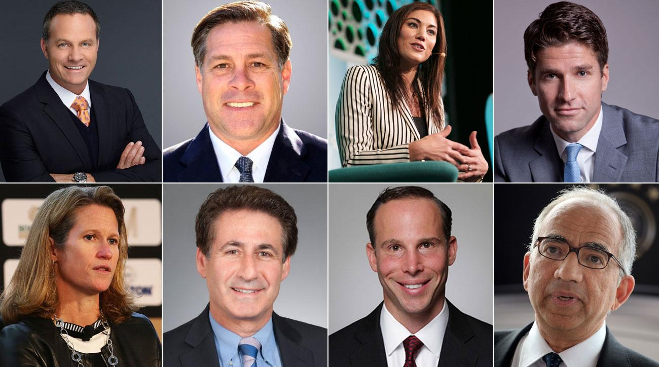 The eight candidates vying to become U.S. Soccer president