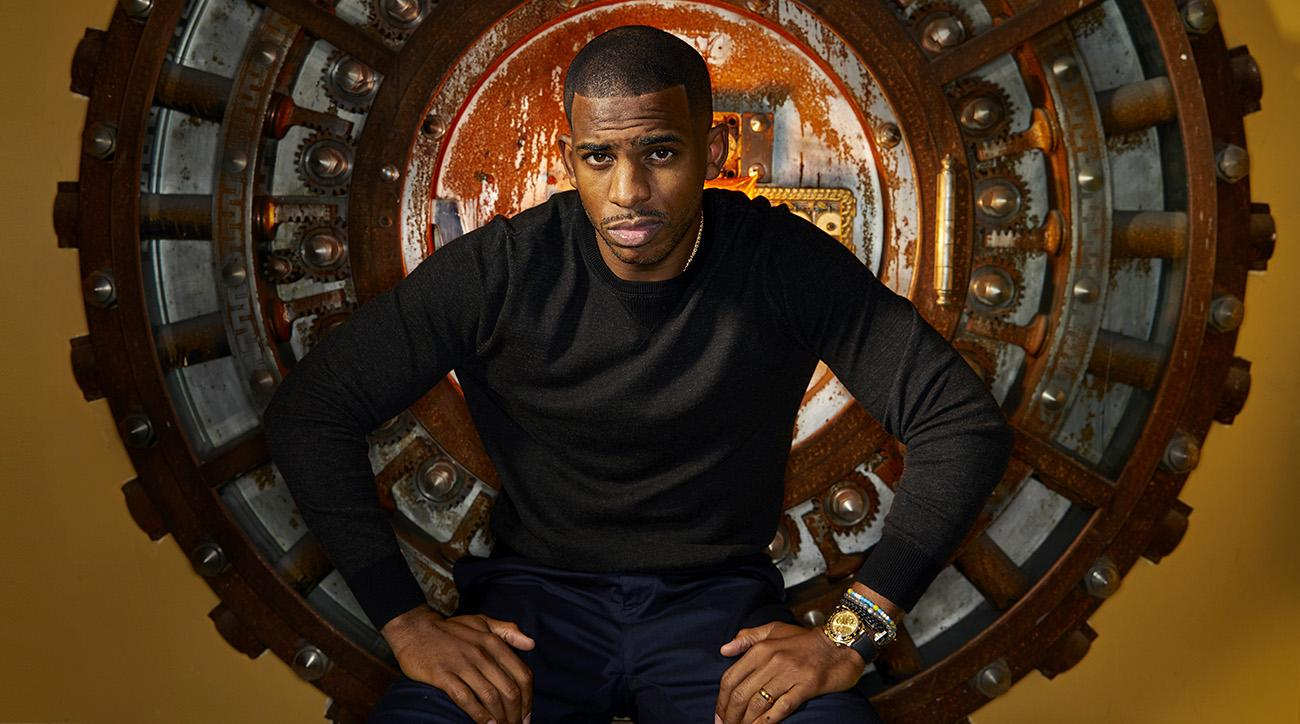 After Lob City Letdown, Chris Paul Seizes Second Shot at Superstar Marriage
