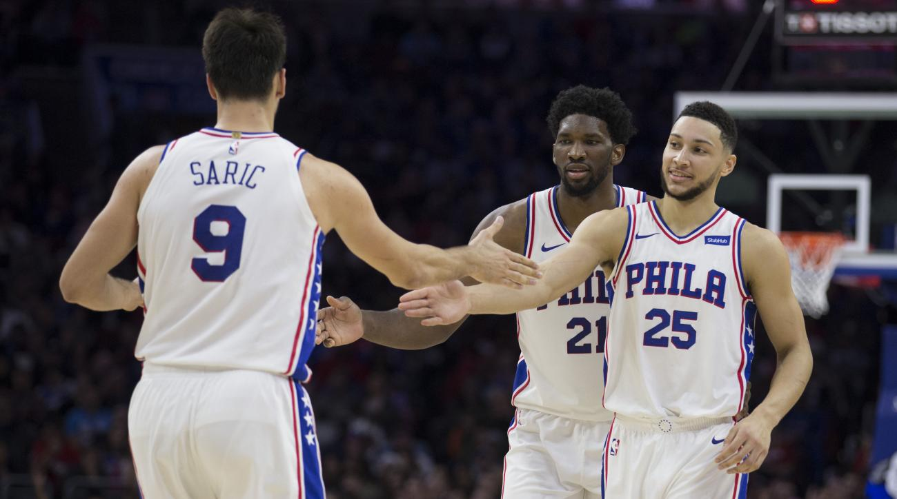 76ers' Joel Embiid, Ben Simmons to play in Rising Stars game