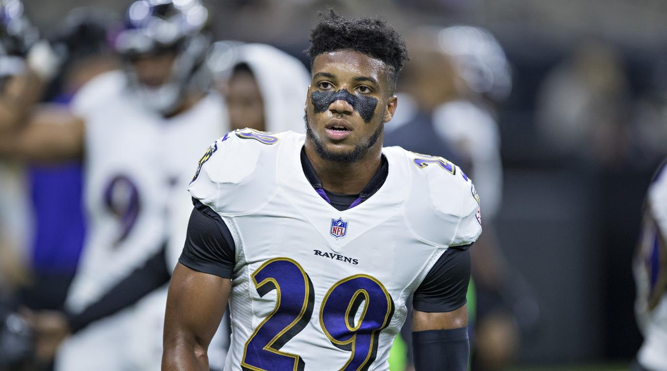 Ravens CB Humphrey arrested on suspicion of stealing charger