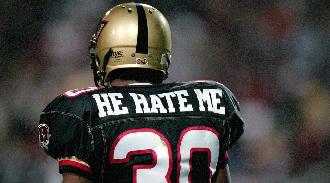 Nine players we want to see in the new XFL.