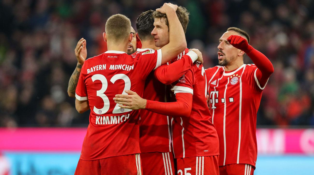 Bayern Munich vs. Hoffenheim live stream