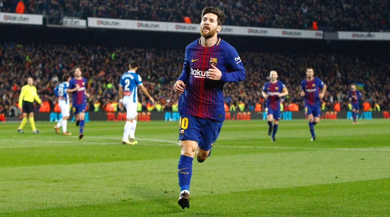 LaLiga: Barcelona better without Neymar - Messi