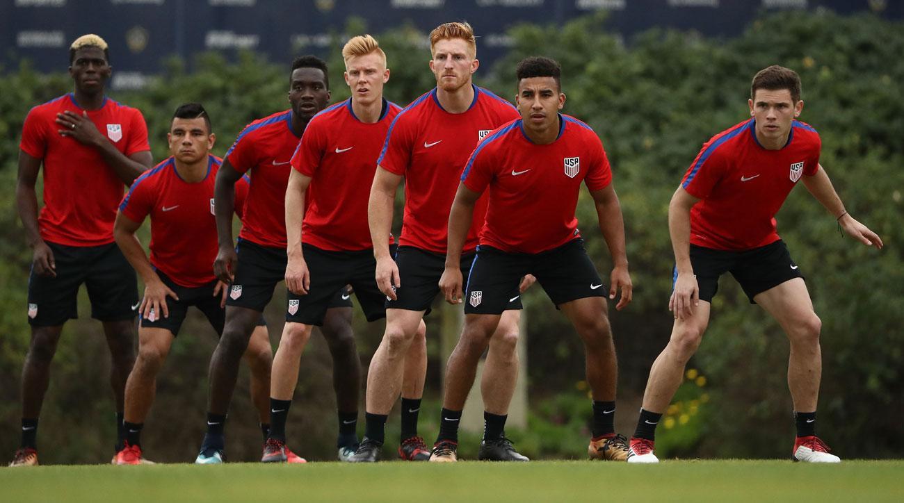 Opara, Polster set make U.S. debuts against Bosnia