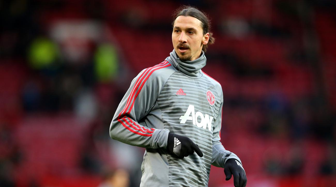 Zlatan Ibrahimovic reportedly inching closer to leaving Manchester United for MLS