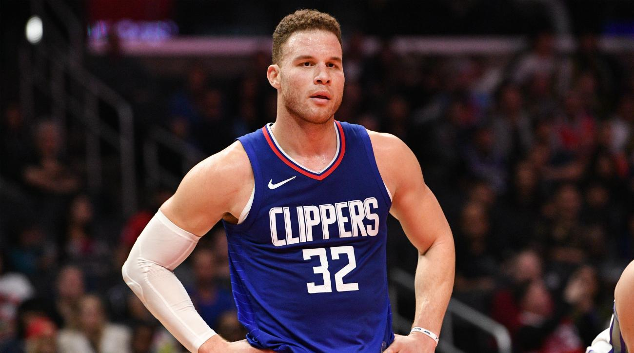 Blake Griffin Trade: Clippers Press Rebuild With Pistons