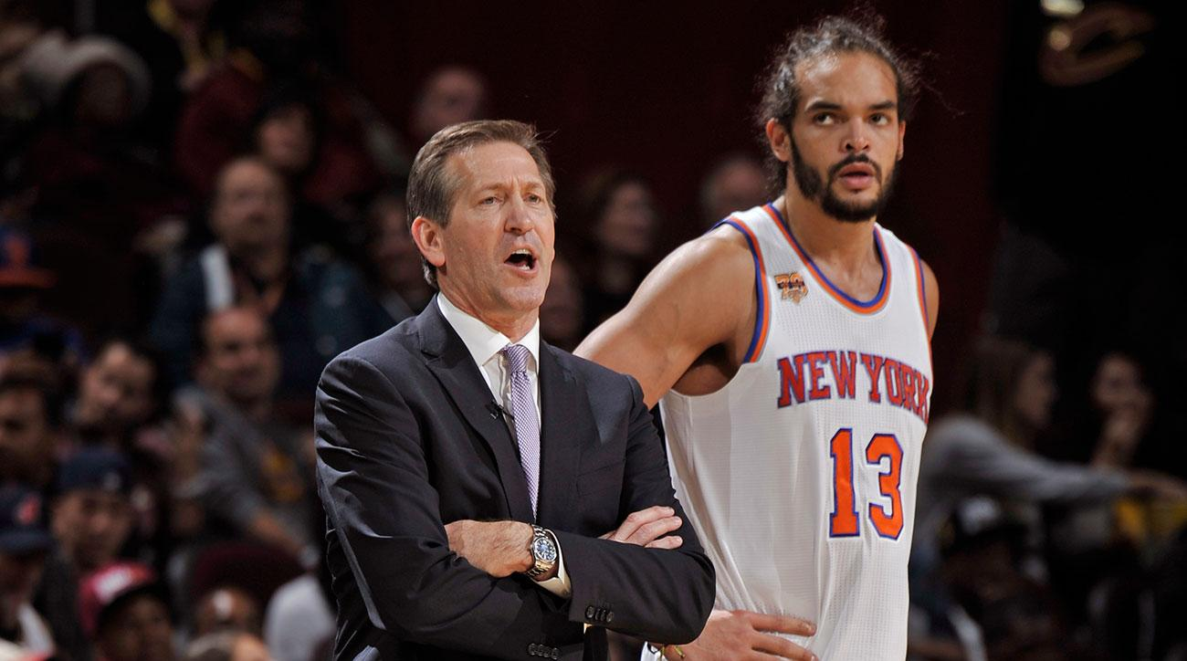 The Knicks' options as Joakim Noah fight becomes clearer