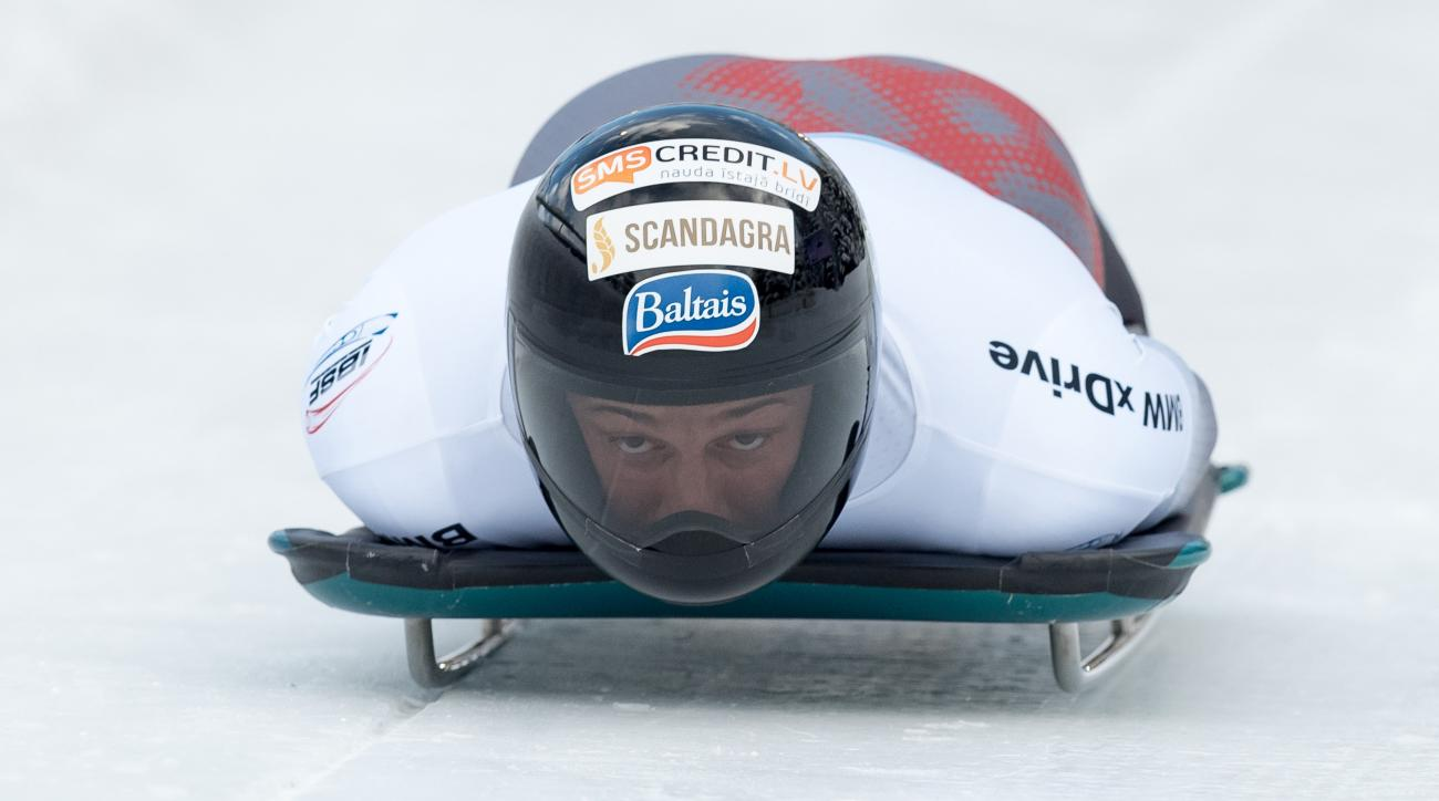 Team Canada's bobsleigh team headed to PyeongChang