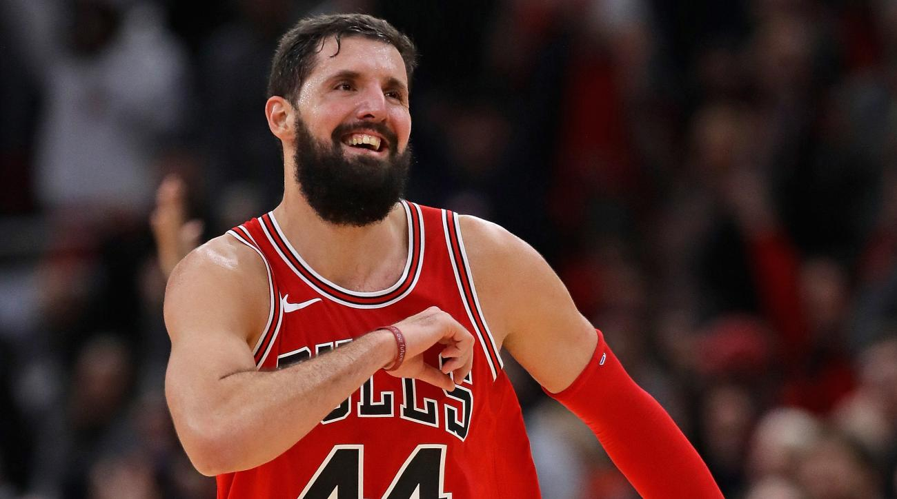 Pelicans finalizing deal to acquire Nikola Mirotic