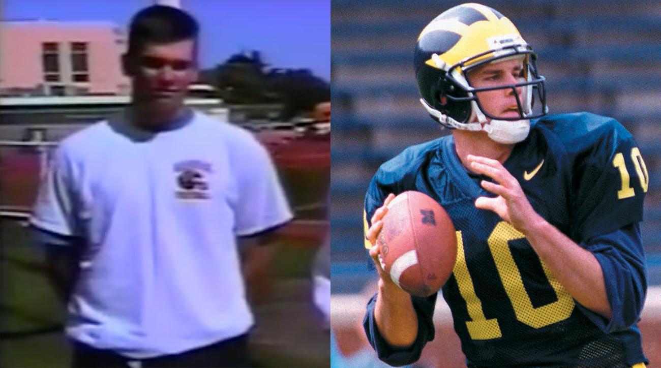 Tom Brady's high school recruitment: How Michigan beat USC, UCLA