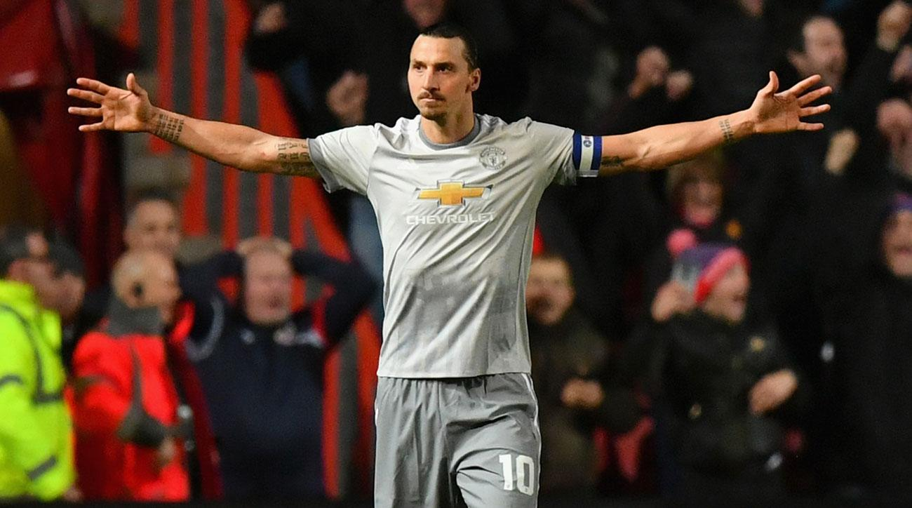 Zlatan Ibrahimovic could be headed to the LA Galaxy