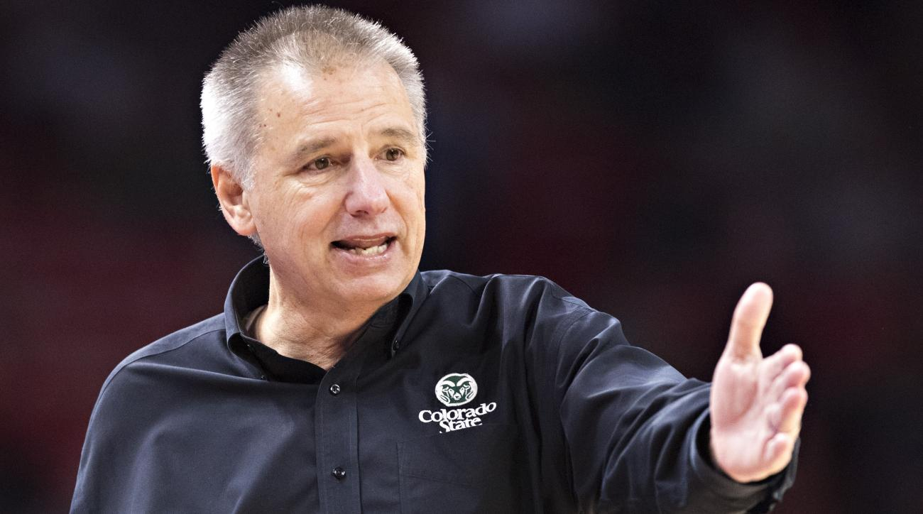 Colorado State coach Larry Eustachy put on administrative leave