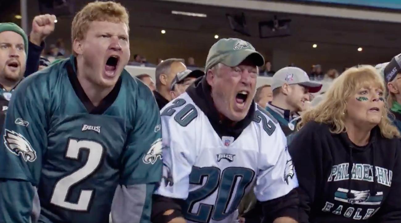 a8d00da3d Super Bowl LII  Watch Eagles  heart-pounding hype video
