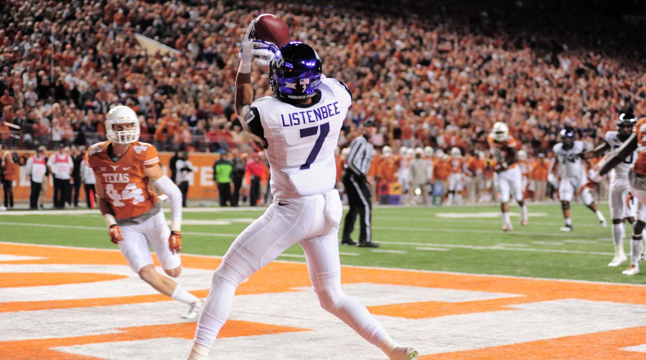 Kolby Listenbee suing Gary Patterson, TCU for pattern of abuse, harassment
