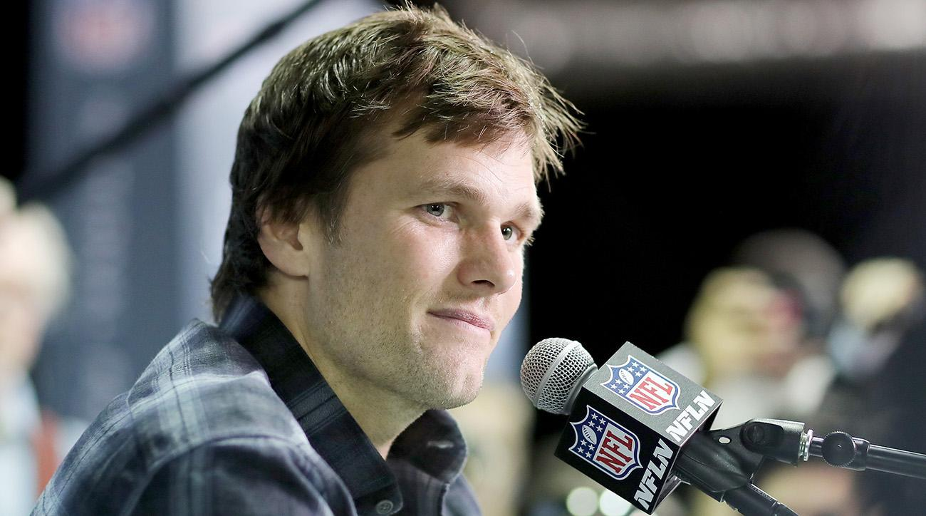 Tom Brady's AP NFL MVP acceptance speech accidentally leaked