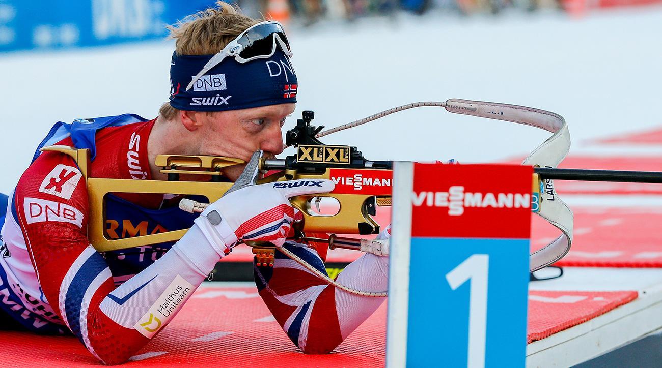 What is biathlon
