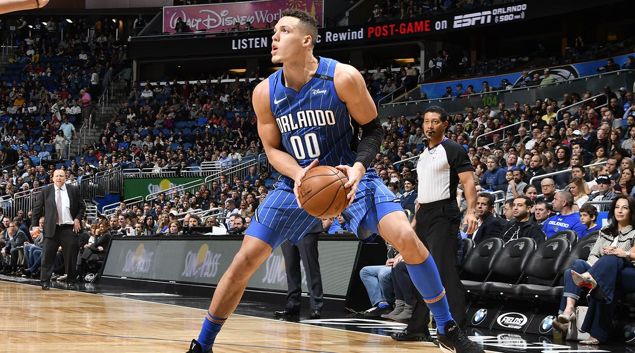 Magic's Aaron Gordon to miss 3rd straight game with hip flexor