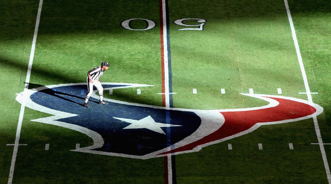 Former Texans employee alleges team of ignoring sexual harassment in lawsuit