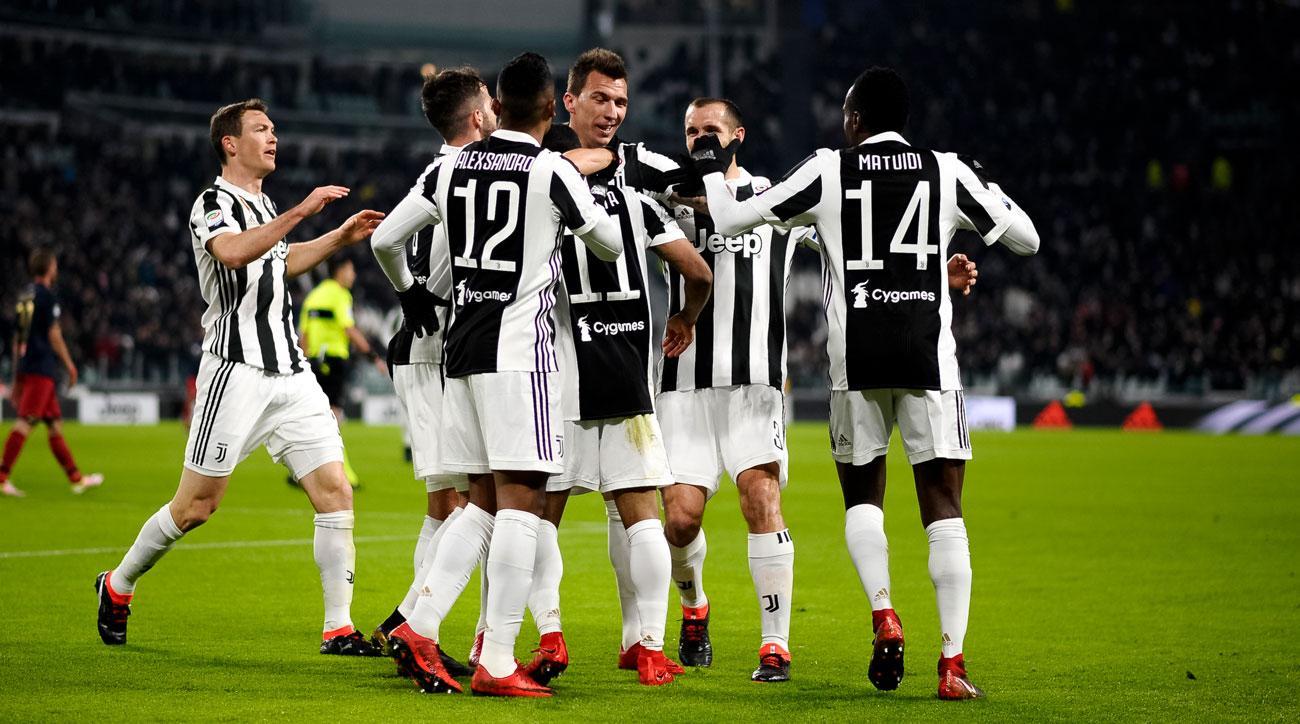 Juventus Vs Sassuolo Live Stream: Watch Serie A Online, TV
