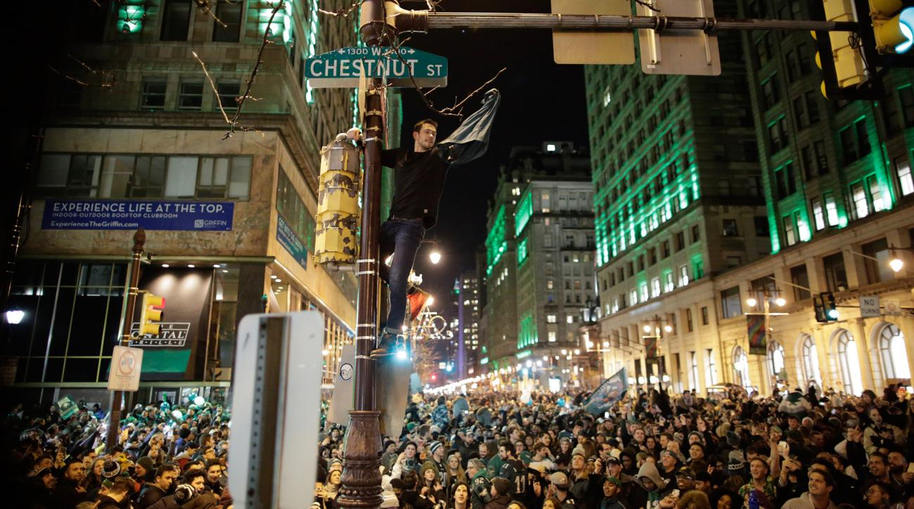 When is the Eagles  Super Bowl championship parade   c9cece522