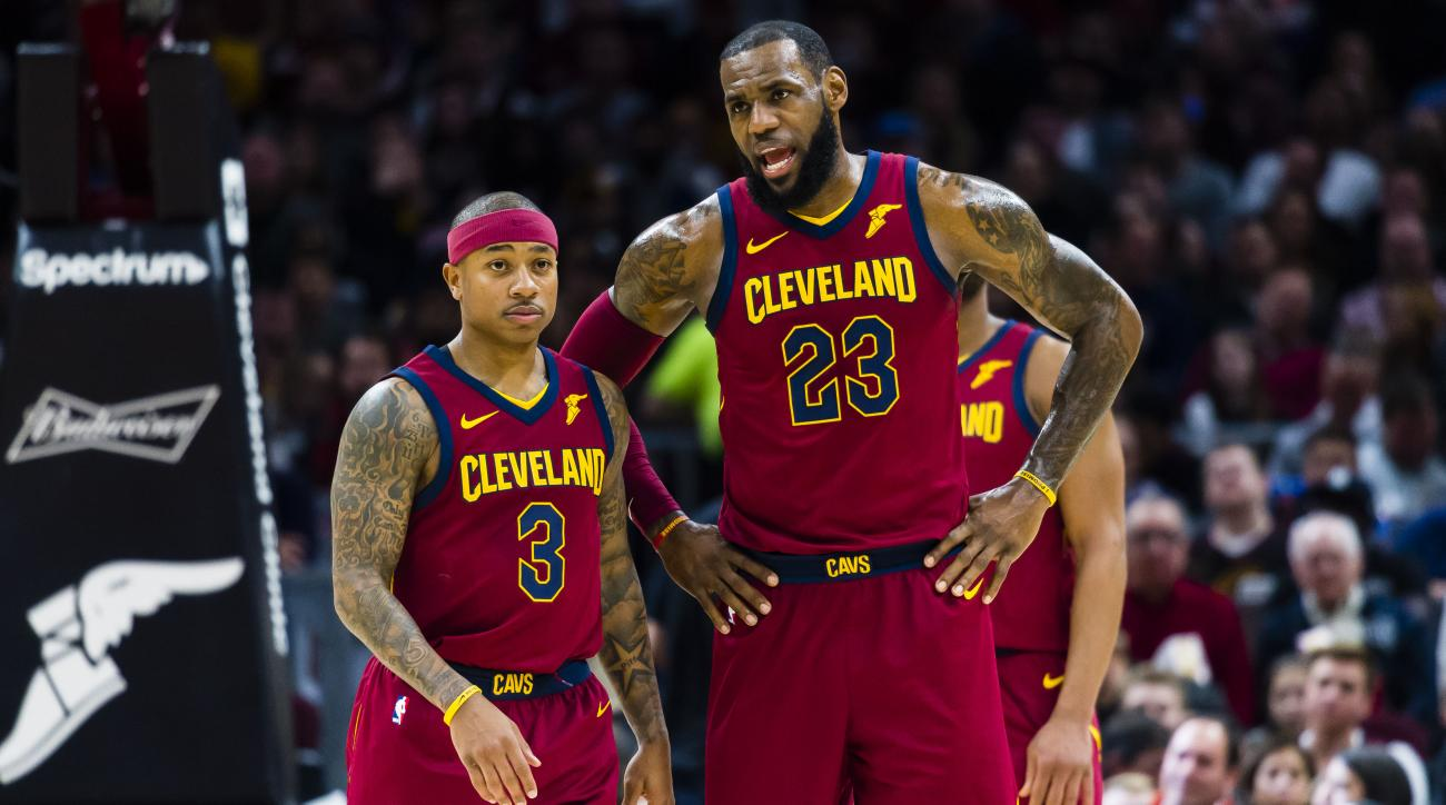 Cavs send Isaiah Thomas to Lakers