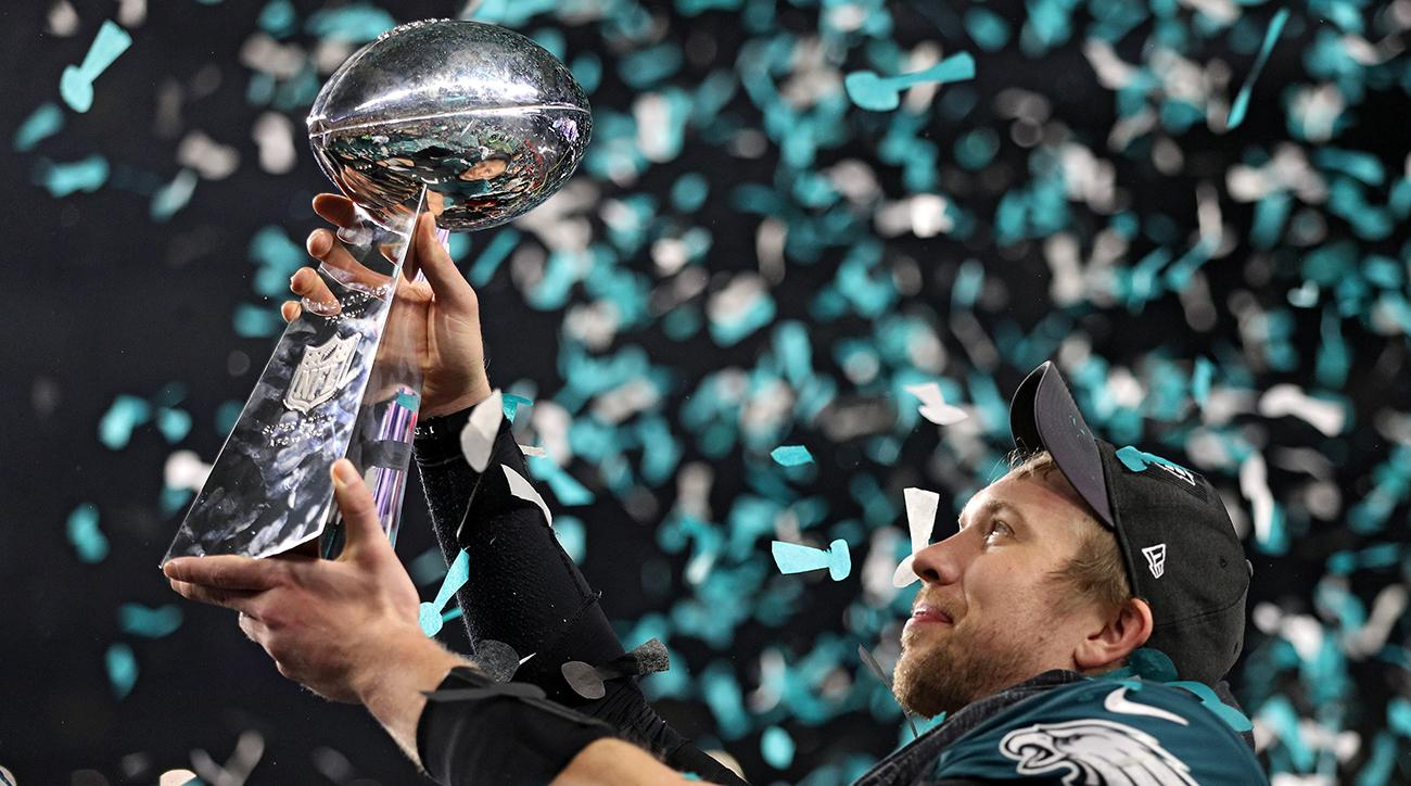 Eagles Super Bowl parade scheduled for Wednesday