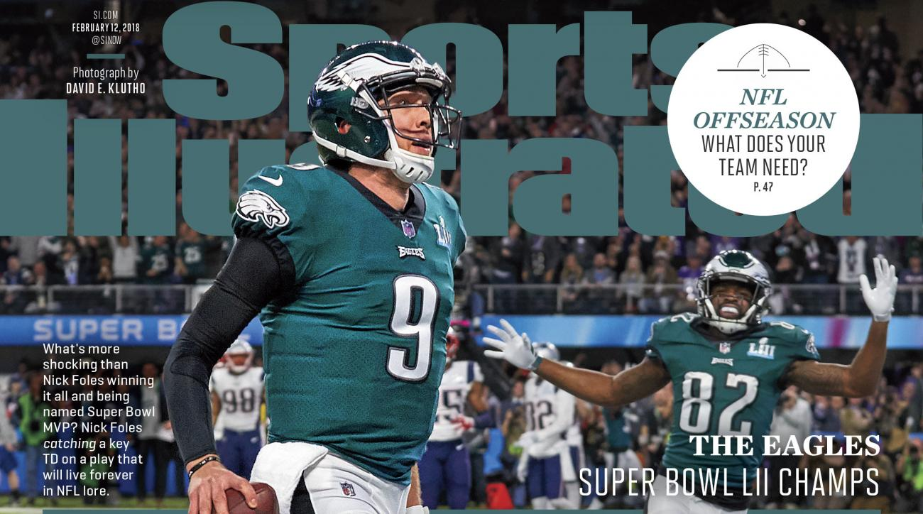 f56e494b Eagles Sports Illustrated commemorative covers, issues: Buy them   SI.com