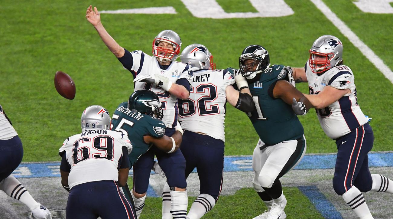 Eagles Writer Predicts Brandon Graham's Game-Winning Strip Sack to the Exact Second