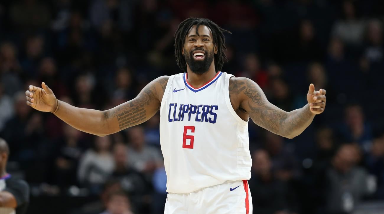 NBA Trade Rumors Roundup: Latest News on DeAndre Jordan, Cavs, Lakers