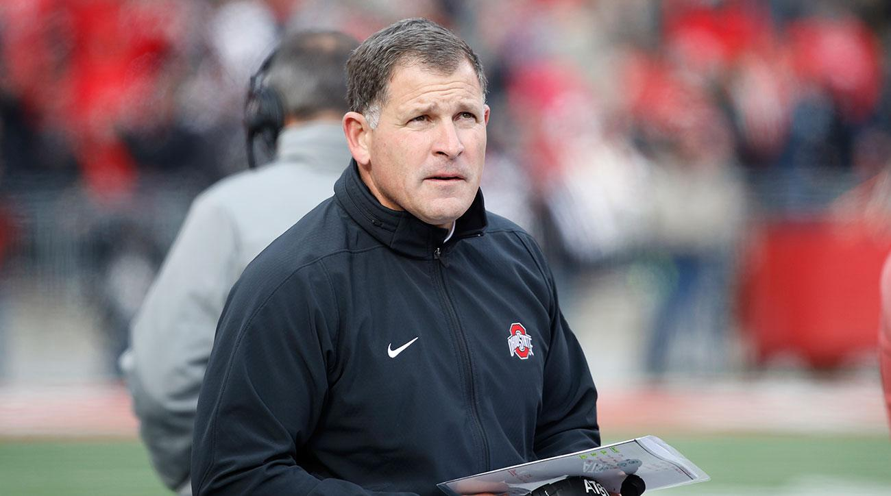Greg Schiano staying at Ohio State