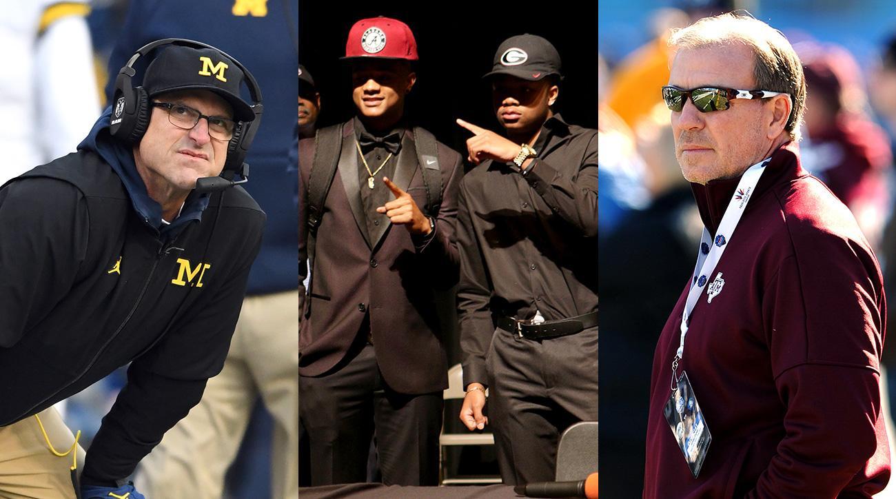 National Signing Day 2018: Georgia, Texas A&M winners; LSU, Michigan losers