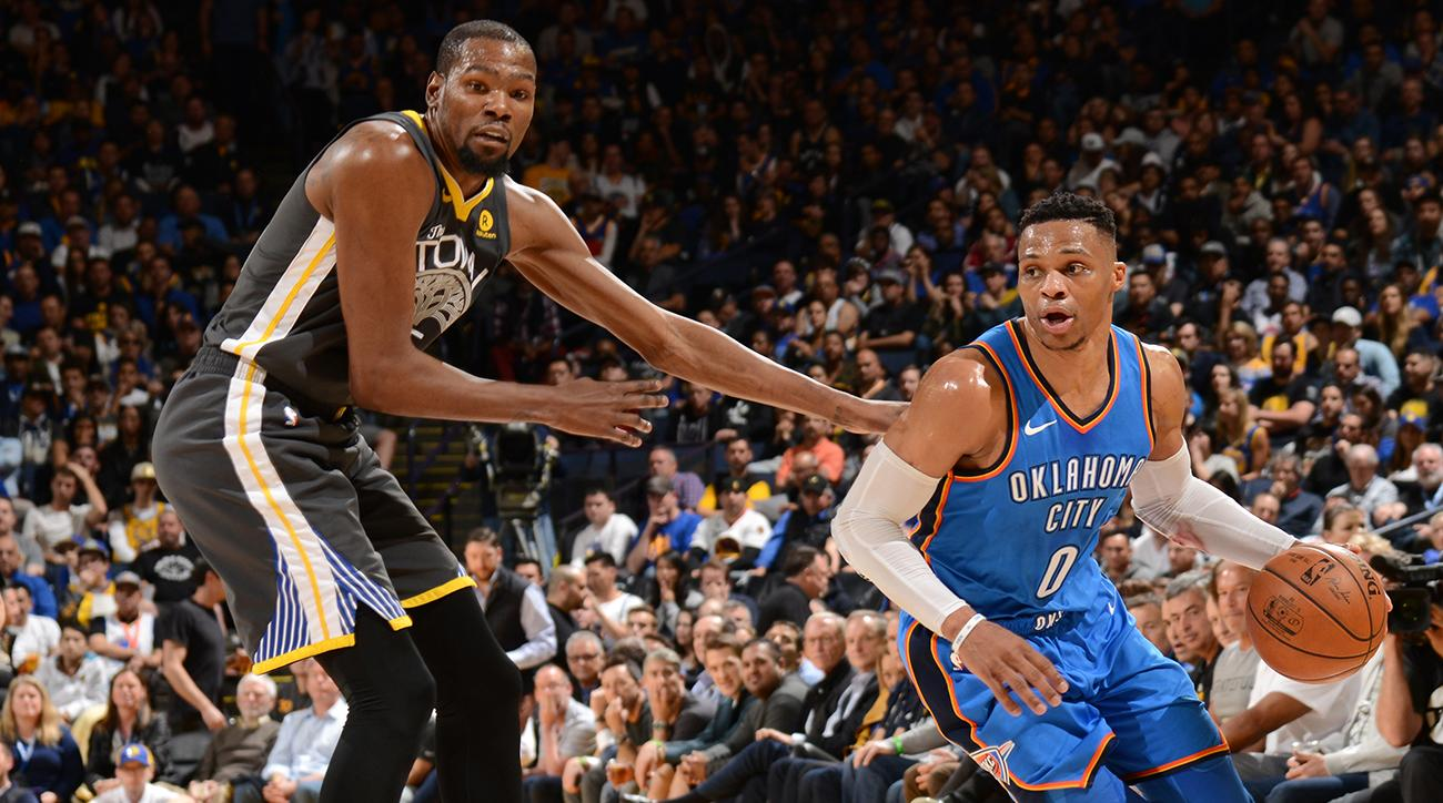 Russell Westbrook (ankle) questionable for Thunder on Thursday