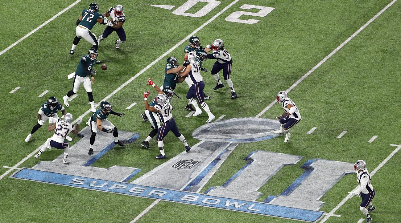 aa4b9d26f How Eagles Beat Patriots  Super Bowl 52 Film Study
