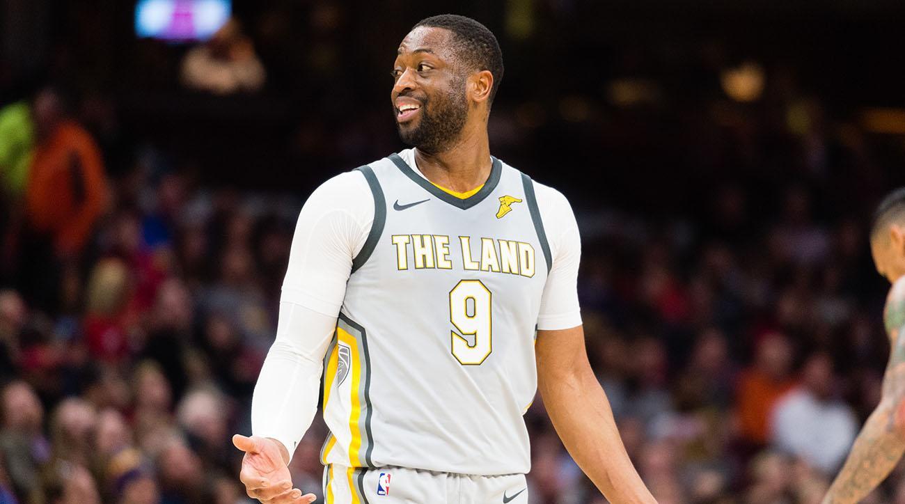 huge discount 9861d eeb09 Dwyane Wade trade: Cavs, Heat agree to deal   SI.com
