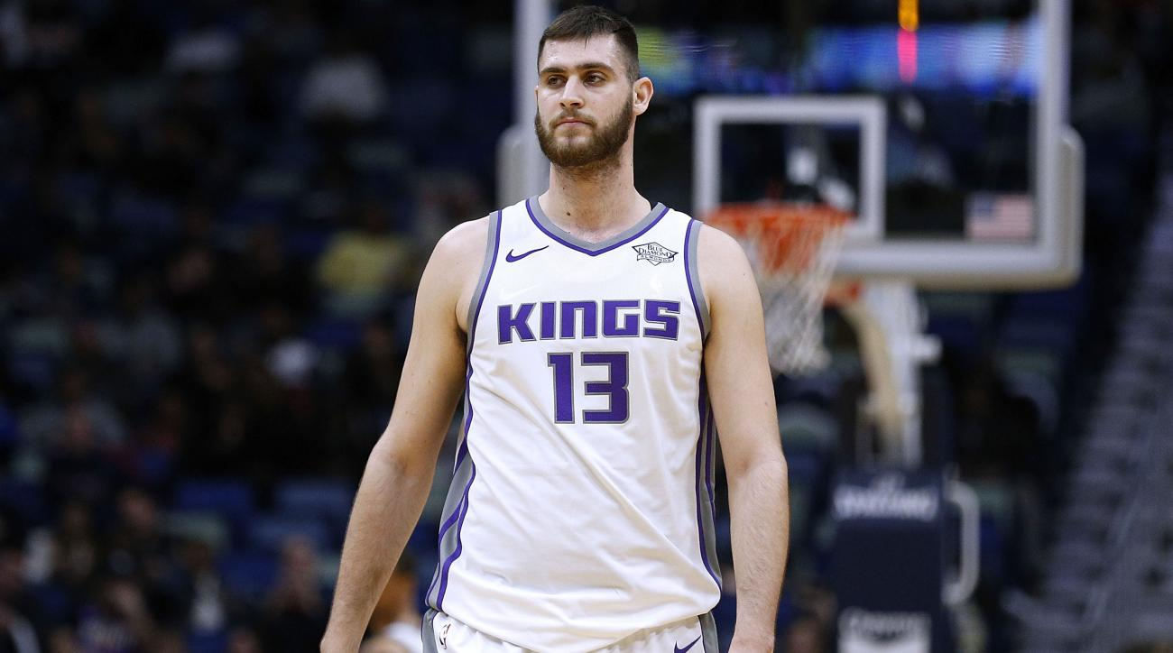 Something 'Wrong' with Kings After Center's Release — Georgios Papagiannis' Agent