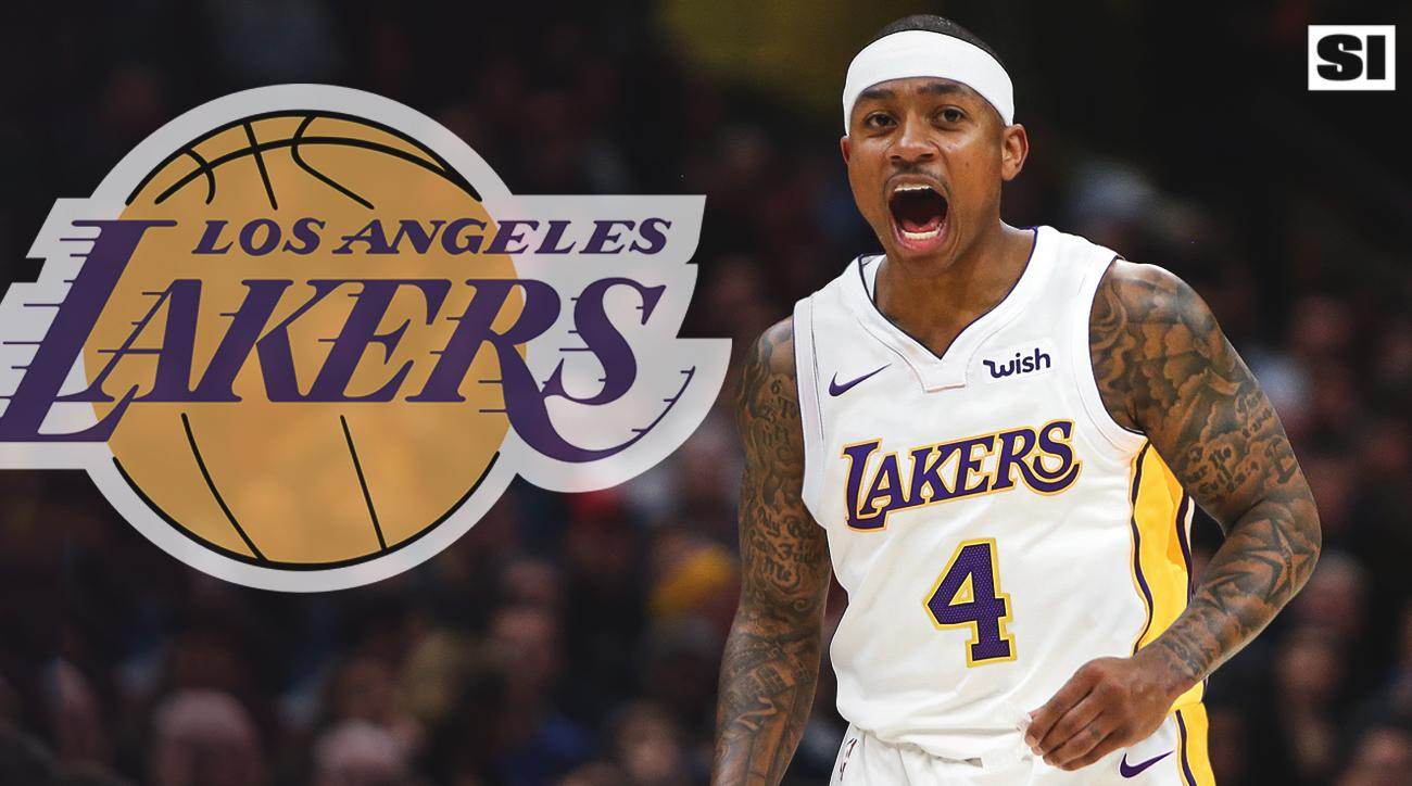 Thomas anticipated to return off bench in Lakers debut vs