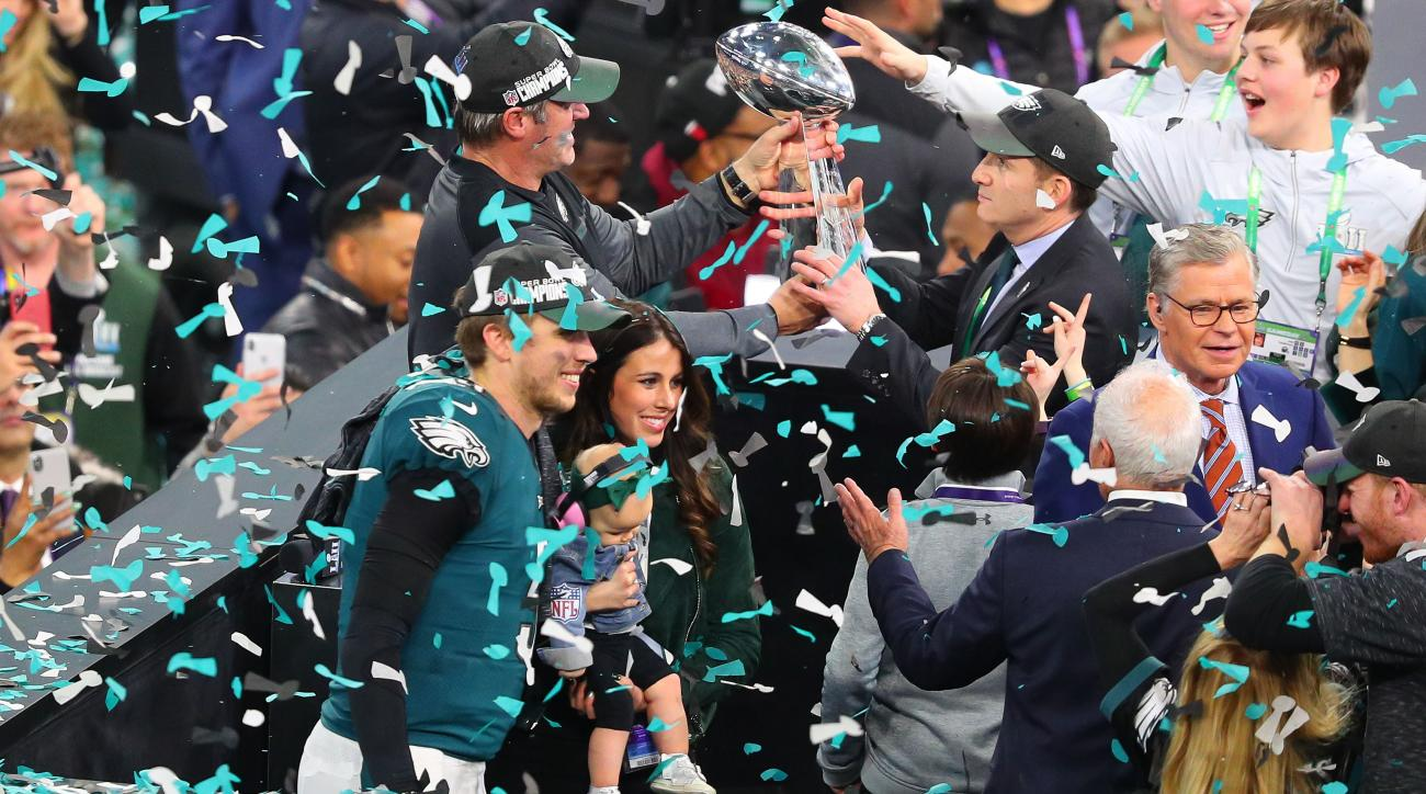 Hey Google, Nick Foles Doesn't Own the Patriots