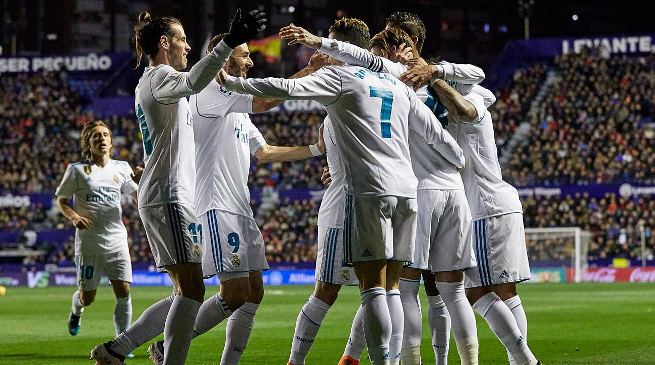 Image Result For Real Madrid Vs Psg Live Champions League As Com