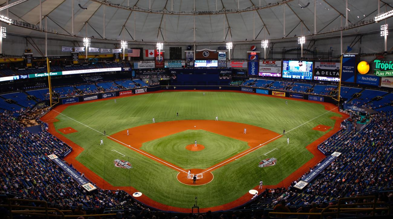 Tampa Bay Rays: New st...