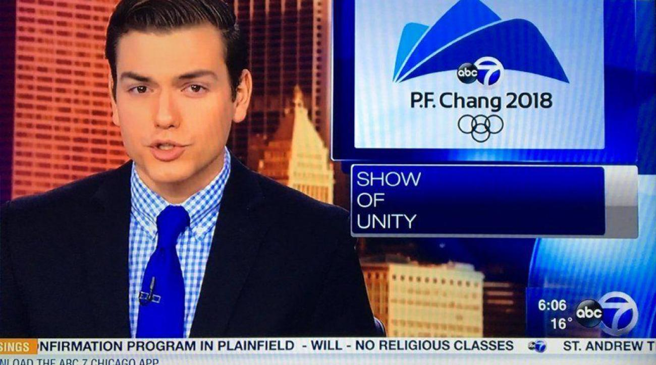 [PyeongChang 2018] Chicago news station under fire on 'PF Chang' Olympics