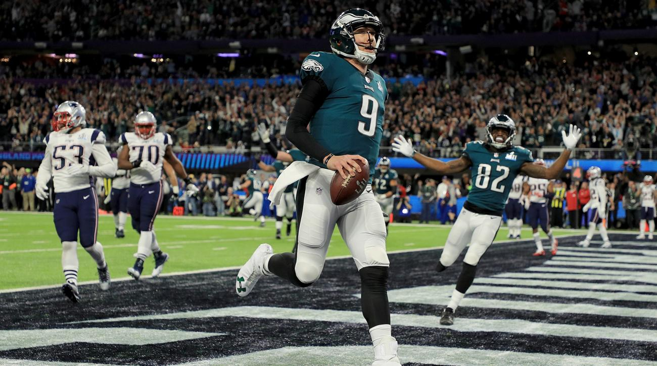 Mike Pereira: Eagles were in illegal formation on trick play