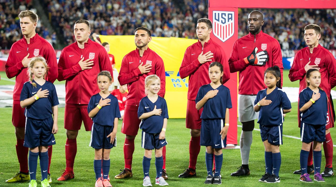 USA national team announces friendlies with France, Ireland and Paraguay