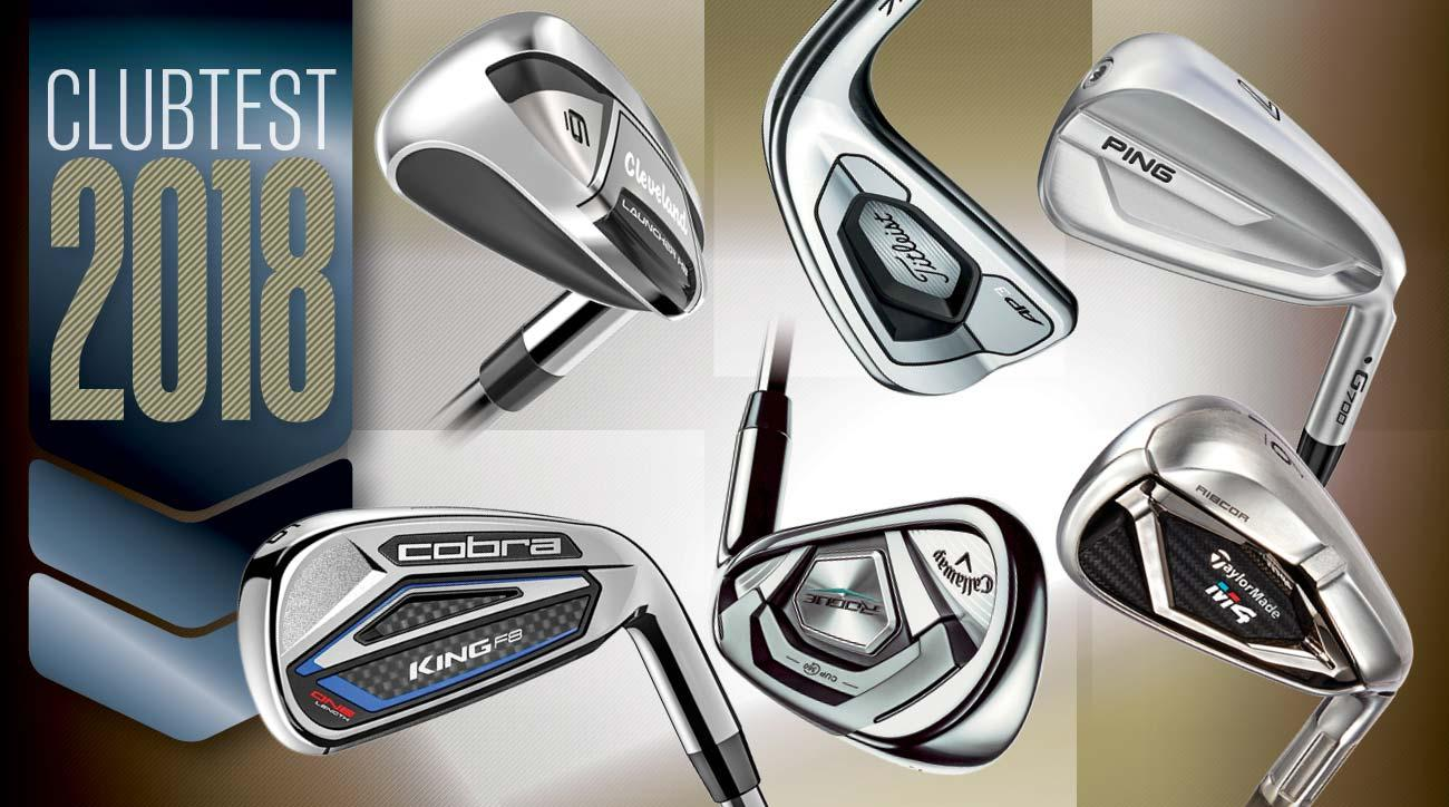 New iron reviews 2018, ClubTest 2018