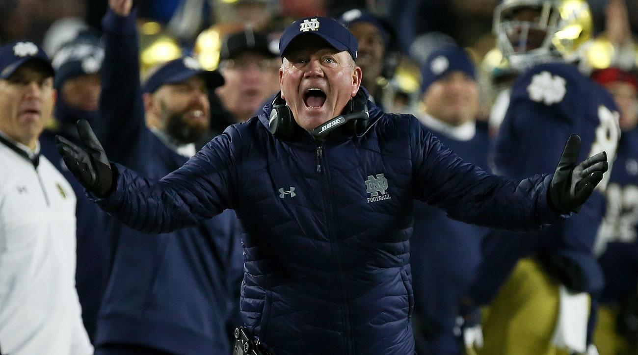 Notre Dame's 2013 win over Michigan State vacated in NCAA punishment