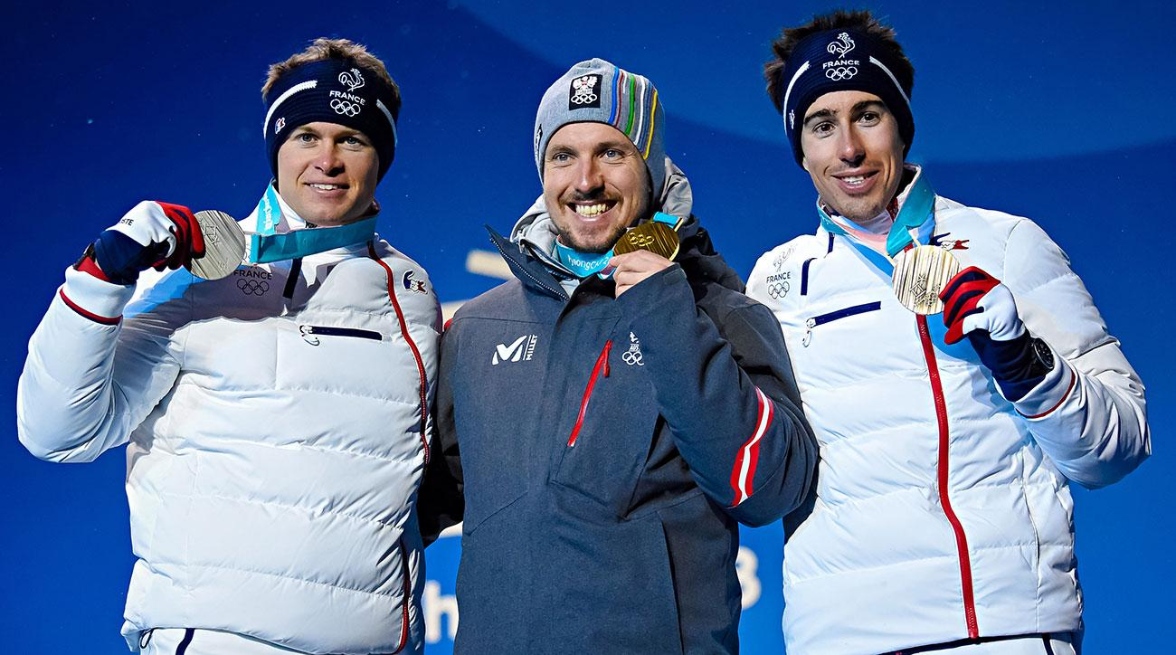 Skeleton - South Korea crowns new winter hero - the Iron Man