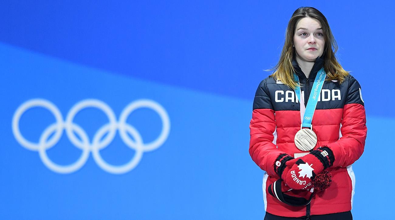 Canadian Speedskater Kim Boutin Receives Threats