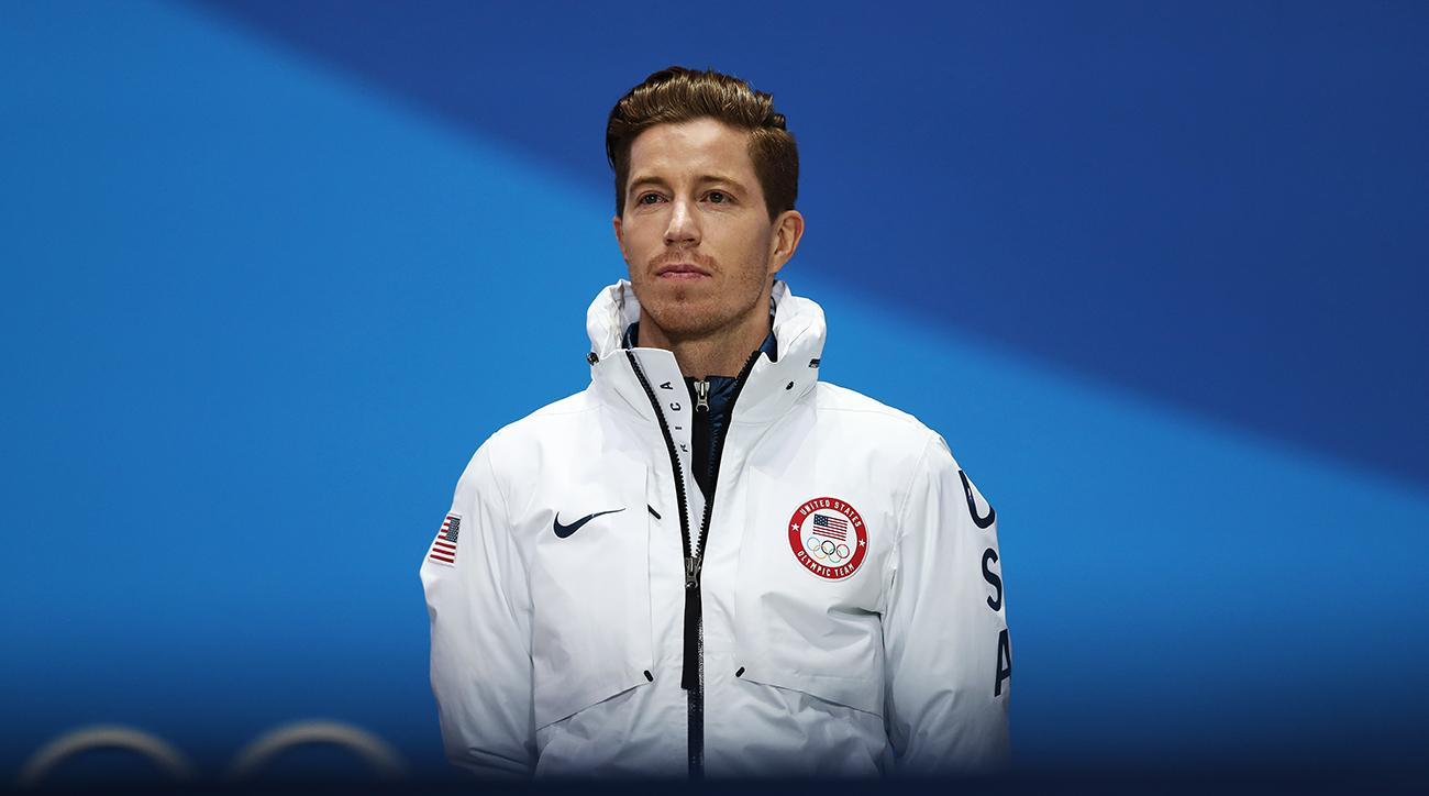 pyeongchang 2018, shaun white, shaun white harrasment claims, winter olympics, 2018 winter olympics